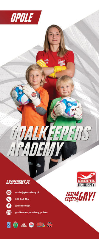 Obrazek Roll-up Goalkeepers Academy / FA UK